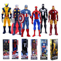 Marvel The Avengers Superheld Spiderman Action Figur Figuren Spielzeug mit Box