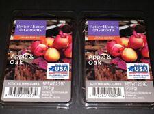Better Homes & Gardens Scented Wax Cubes APPLE & OAK / 2 Packs