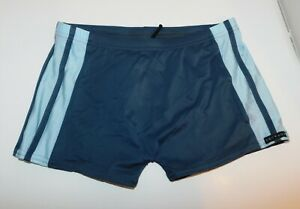 SAUVAGE California  Mens Square Leg Surf Swim Trunks Style 121 sz S