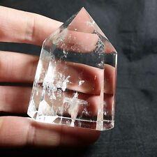"CLEAR 166g/5.8oz Polished Natural quartz crystal point 2.7"""