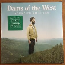 "Dams Of The West - Youngish American 12""  Vinyl Lp Sealed Vampire Weekend"