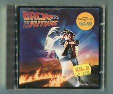 OST Soundtrack CD BACK TO THE FUTURE © 1988 Made in Japan No Barcode  Near mint