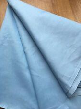 Pale Blue 100% cotton craft fabric - per metre