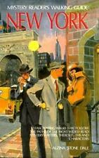Mystery Reader's Walking Guide: New York (NTC passport guides) Dale, Alzina Sto