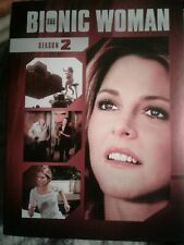 The Bionic Woman: Season 2 (DVD, 2011, 5-Disc Set).