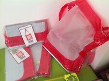 Joblot BUNDLE RETRO 80s VINTAGE INFLATABLE JELLY PVC SHOULDER HAND BEACH BAG x4