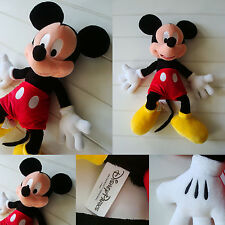 """100% Authentic Original Disney Parks plush 19"""" Mickey Mouse doll MICKEY"""