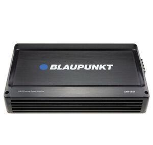 BLAUPUNKT AMP1604 Blaupunkt 1600 Watt 4-Channel Amplifier