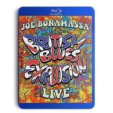 Joe Bonamassa British Blues Explosion Live BLU-RAY All Regions NEW