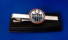Edmonton Oilers Tie Bar Hockey Tie Clip