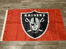 Oakland Raiders Usa Las Vegas 3X5 Nation Flag Same Day Ship From California