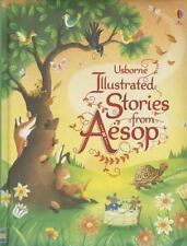 Usborne Illustrated Stories from Aesop c2014, NEW Hardcover
