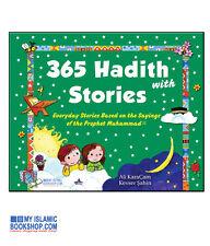 365 HADITH WITH STORIES (HB) ISLAMIC BOOKS MUSLIM CHILDREN KIDS GIFT IDEAS