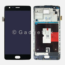 New LCD Display Touch Screen Digitizer + Frame Replacement For OnePlus 3T A3010