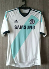 ADIDAS CHELSEA FC 2012-2013 Training Top Football Soccer Shirt Jersey Size L