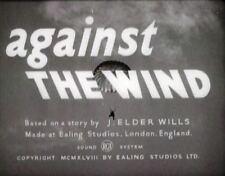 Against The Wind 1948 Robert Beatty region free DVD
