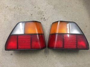 Rückleuchten VW Golf 2 II Original