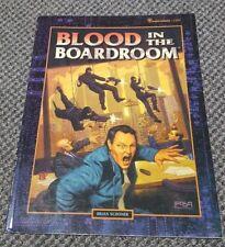 Blood in the Boardroom - Shadowrun RPG - FASA 7237