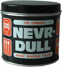 NEVR DULL Polierwatte Chrompolitur Metallpolierwatte Politur Chrom Metall 142g