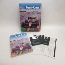 Indy Car Racing 1993 Papyrus PC 3.5