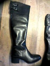 Cuissarde cuir noir m par m NEUVE Val 195E tige 47.5 talon 5 Pointures 36,38