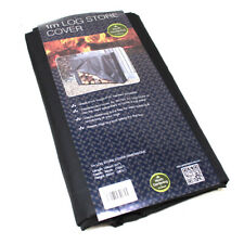 LOG STORE COVER KEEP YOUR LOGS DRY READY FOR THE FIRE WOOD BURNING STOVE