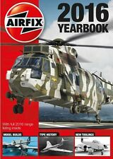 AIRFIX A78194 Catalogue Yearbook 2016 Model Kits