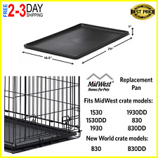 Replacement Pan for Midwest Dog Crate 30 inch