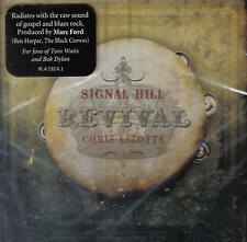 CHRIS LIZOTTE Signal Hill Revival 2009 NEW SEALED CD CHRISTIAN ROCK MARC FORD
