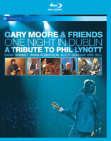 Gary Moore and Friends: One Night in Dublin - A Tribute To... Blu-Ray (2018)