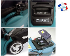 MAKITA DLM380Z Tondeuse à Batteries LXT 36 V (2 x 18 V) (machine nue)