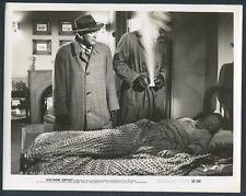 David Harding Counterspy '50 TWO MEN AT THE BEDSIDE OF WILLARD PARKER