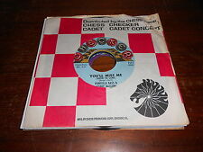 Fontella Bass & Bobby McClure NORTHERN SOUL 45 You'll Miss Me / Don't Jump