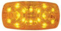 GG Grand General 80228 Marker Light Purple Plastic Lens for Tiger Eye