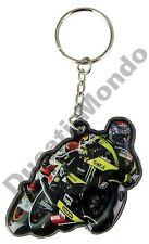MotoGP Colin Edwards Monster Yamaha Tech 3 Key Ring Fob car bike house gift