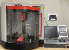 Emco Concept Mill 55 Cnc With Control Keyboard