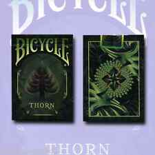 Thorn Deck Bicycle Playing Cards Poker Size USPCC Limited Edition New Sealed