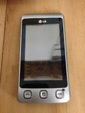LG KP500 CHOCOLATE Telefono Cellulare Smartphone per parti di ricambio NON FUNZI
