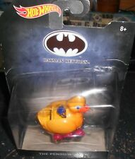 BATMAN RETURNS  - THE PENGUIN'S DUCK  - HOT WHEELS
