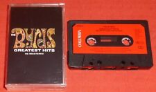 THE BYRDS - UK CASSETTE TAPE - GREATEST HITS - RE-MASTERED (BEST OF)