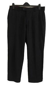 LOUIS RAPHAEL ROSS Mens Wool Blend Dress Pants. Size 36. GUC