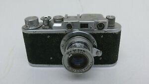 Alte russische Kamera Fed1 mit Fed 3,5  50mm Objektiv
