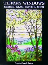 Stained Glass Pattern Book - TIFFANY WINDOWS - EATON