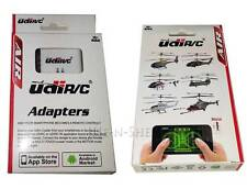 Udi R/C Adapter to control Udi RC Helicopters by iPhone or Android Phone