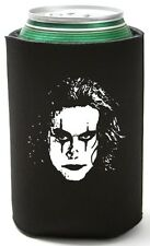 The Crow Brandon Lee Beer Pop Can Koozie Creepy Goth Koolie Cooler Insulator