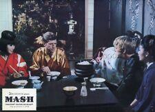 TOM SKERRITT  DONALD SUTHERLAND MASH 1970 M.A.S.H. VINTAGE LOBBY CARD #10
