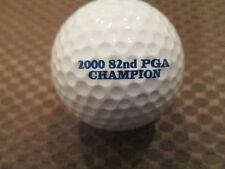 LOGO GOLF BALL/S-THE 2000 82ND PGA CHAMPION....TIGER WOODS...