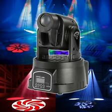 DMX512 50W Moving Head Stage Light Lighting Spot Gobo Pattern RGB 5/13CH Club