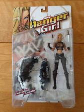 DANGER GIRL, Natalia Kassle, Action Figure, New