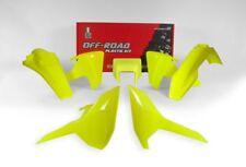 Neon Yellow Plastic Kit Husqvarna TE FE TX 125 250 350 450 17 18 Headlight Cowl